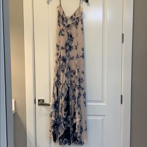 BCBGMAXAZRIA Gown